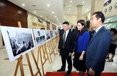 Photo exhibition marks 70 years of Vietnam-Bulgaria friendship