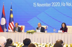 Vietnam outstanding as ASEAN Chair: Officials