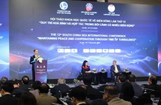 Greater efforts needed for a peaceful, stable and prosperous East Sea: experts