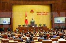 Legislature adopt resolution on urban administration in HCM City
