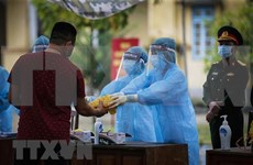 Vietnam enters 75th day free of COVID-19 community infections