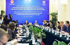 UN pledges more support to Vietnam in climate change response