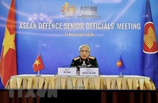 Vietnam chairs ASEAN Defence Senior Officials' Meeting