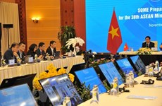 38th ASEAN Ministers on Energy Meeting's preparatory meeting underway