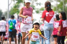Britcham Vietnam fun run to raise money for charity