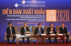Forum suggests ways to bolster exports, economic recovery