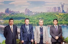 ASEAN ambassadors promote partnership with Ukraine