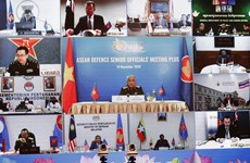 Senior defence officials in ASEAN, partners discuss preparations for ADMM+
