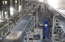 Construction materials market flourishes again