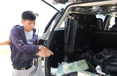 Cross-border drug trafficker arrested in Tay Ninh
