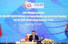 Energy connection important pillar for ASEAN's sustainable development: Official