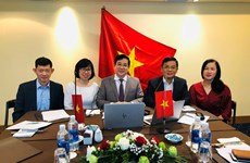 Vietnam shares experience in combating COVID-19