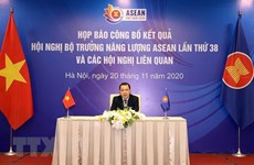 ASEAN looks towards sustainable energy future