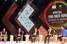 Global media positive about Vietnam's growth despite COVID-19