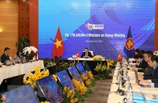 ASEAN+3 energy ministers pledge to push sustainable post-pandemic recovery