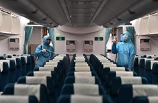Vietnam Airlines sterilises aircraft carrying foreign visitors