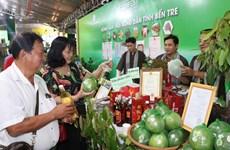 Techfest Mekong 2020 opened in Ben Tre