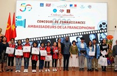 Logo design contest launched to mark 25th anniversary of Wallonia-Brussels Delegation in Vietnam
