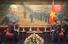 Vietnam-Indian defence ties maintained despite COVID-19