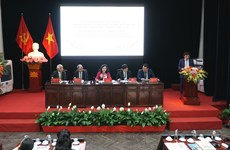 Universal values of Thang Long Imperial Citadel highlighted