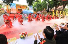 Thang Long Imperial Citadel marks 10th anniversary of UNESCO recognition