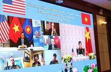 2020 Vietnam - US defence policy dialogue held online