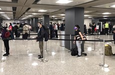 Nearly 360 Vietnamese citizens brought home from US