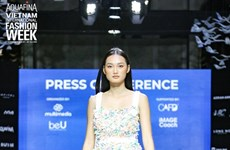 Vietnam Int'l Fashion Week to open in HCM City next month