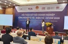 COVID-19 pandemic improves Vietnam's chance to enter global supply chain: ILO expert