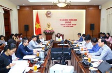 Ministry reviews implementation of global integration strategy on labour