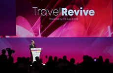 International travel tradeshow opens in Singapore