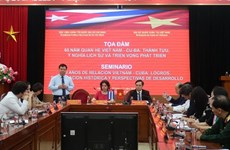 Seminar spotlights Vietnam - Cuba friendship, solidarity