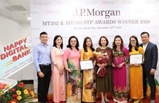 HDBank wins award for outstanding international payment service