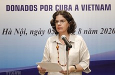 Vietnam-Cuba solidarity model for int'l relations: diplomat