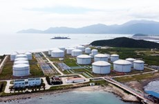 Investors interested in LNG projects in Van Phong EZ