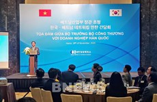 MoIT pledges to do its best to support Korean firms: Minister