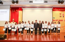 Samsung Vietnam helps develop Korean studies in Vietnam