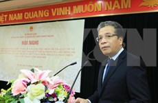 Ministry of Foreign Affairs seeks OVs' opinions on national development