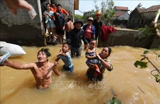 UNICEF supports malnourished children in flood-hit central localities