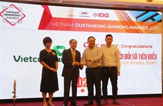 Outstanding Vietnamese banks in 2020 honoured