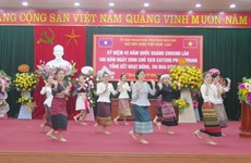 45th National Day of Laos celebrated in Thai Nguyen province