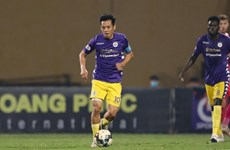 Striker Nguyen Van Quyet dreams of Golden Ball award