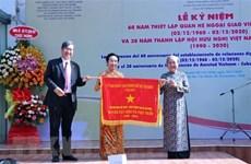 Vietnam - Cuban diplomatic ties marked in HCM City