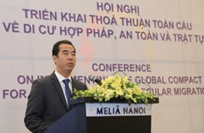 Vietnam fulfilling commitments on ensuring safe migration: Conference