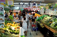 HCM City's CPI inches up 0.06 percent in November