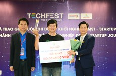 FoodMap.Asia platform wins Startup Hunt 2020 contest