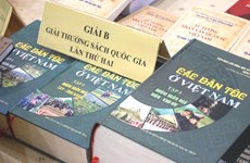 Second edition of book series on Vietnam's ethnic groups launched