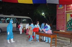 More than 210 Vietnamese citizens in Japan repatriated