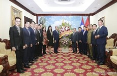 Congratulations extended to Laos on 45th National Day