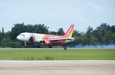 Thai Vietjet commences latest service to Chiang Mai